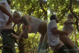 Karuna Satori Forest Fuck Onlyfans Video