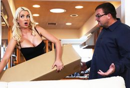 Real Wife Stories / Brazzers – Gigi Allens, Keiran Lee Dick Delivery