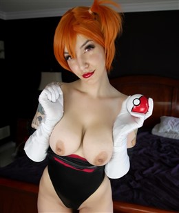 Tenleid Rocket Misty Cosplay