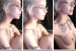 Isa nomoregrief twitch Topless Cam Show Video Leaked